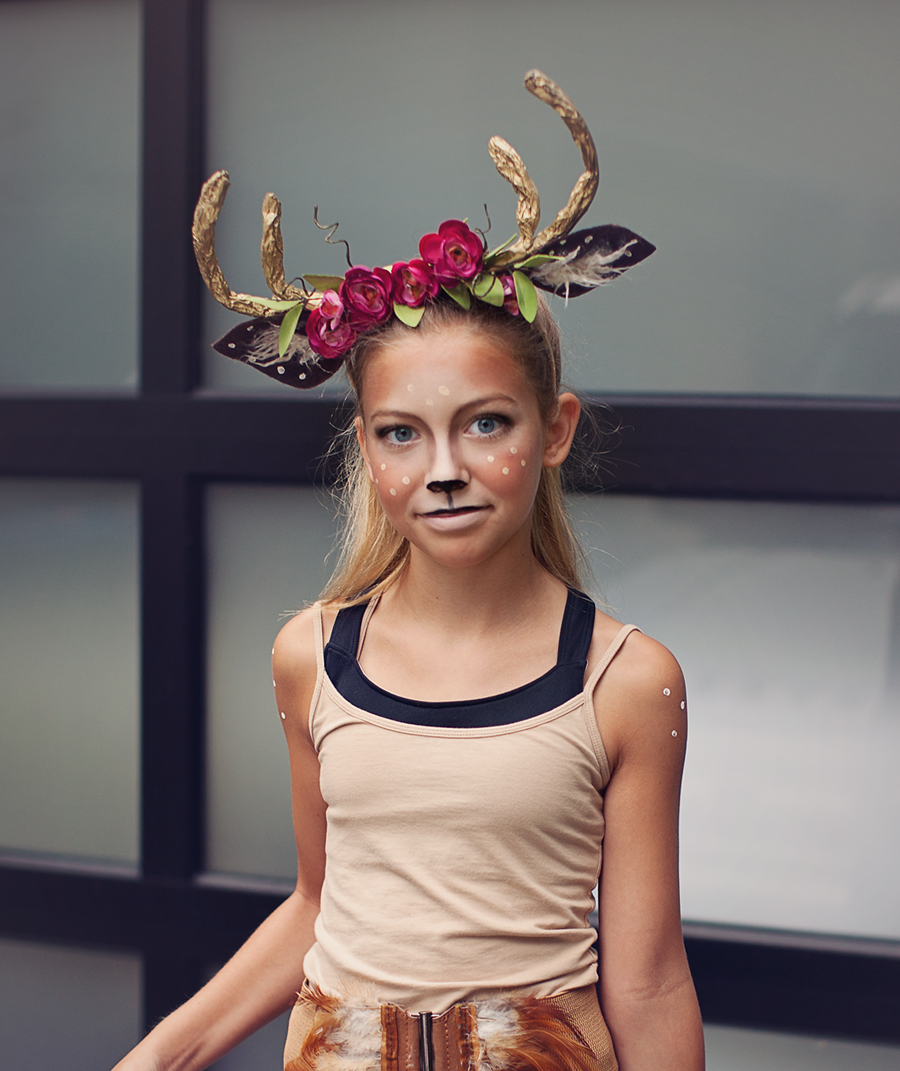 deer make up